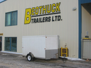 Picking an Enclosed Cargo Trailer