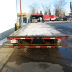 Gooseneck High Flatdeck Trailer