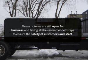 Enclosed Cargo Trailer Edmonton