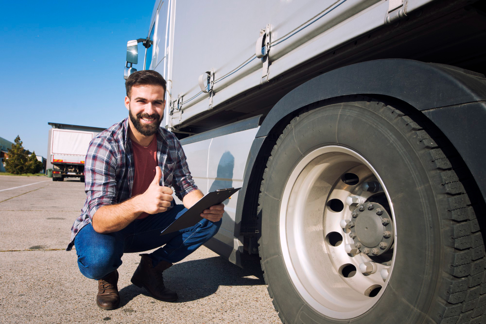 Choosing the Right Trailer Tire